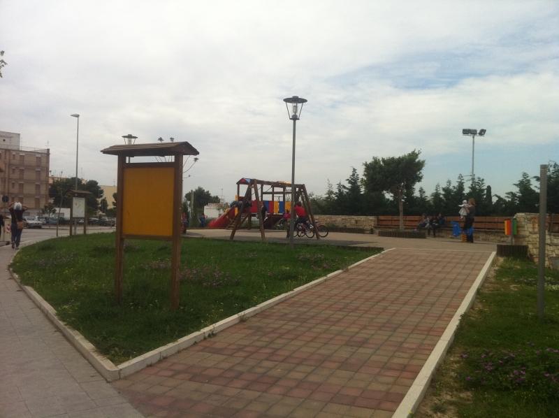 Manfredonia fg parco san francesco for Green arreda