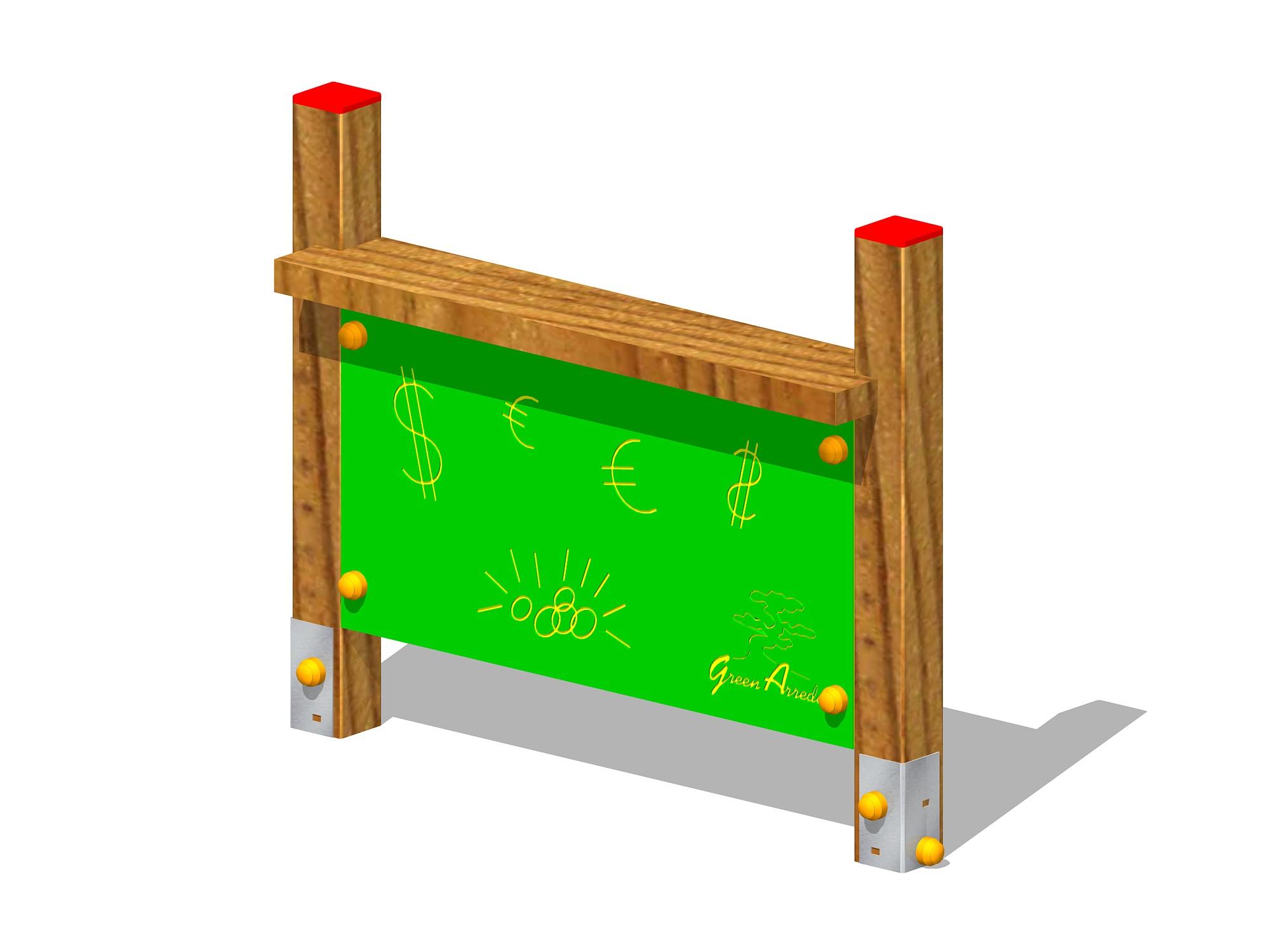 Sabbiera con coperchi for Green arreda