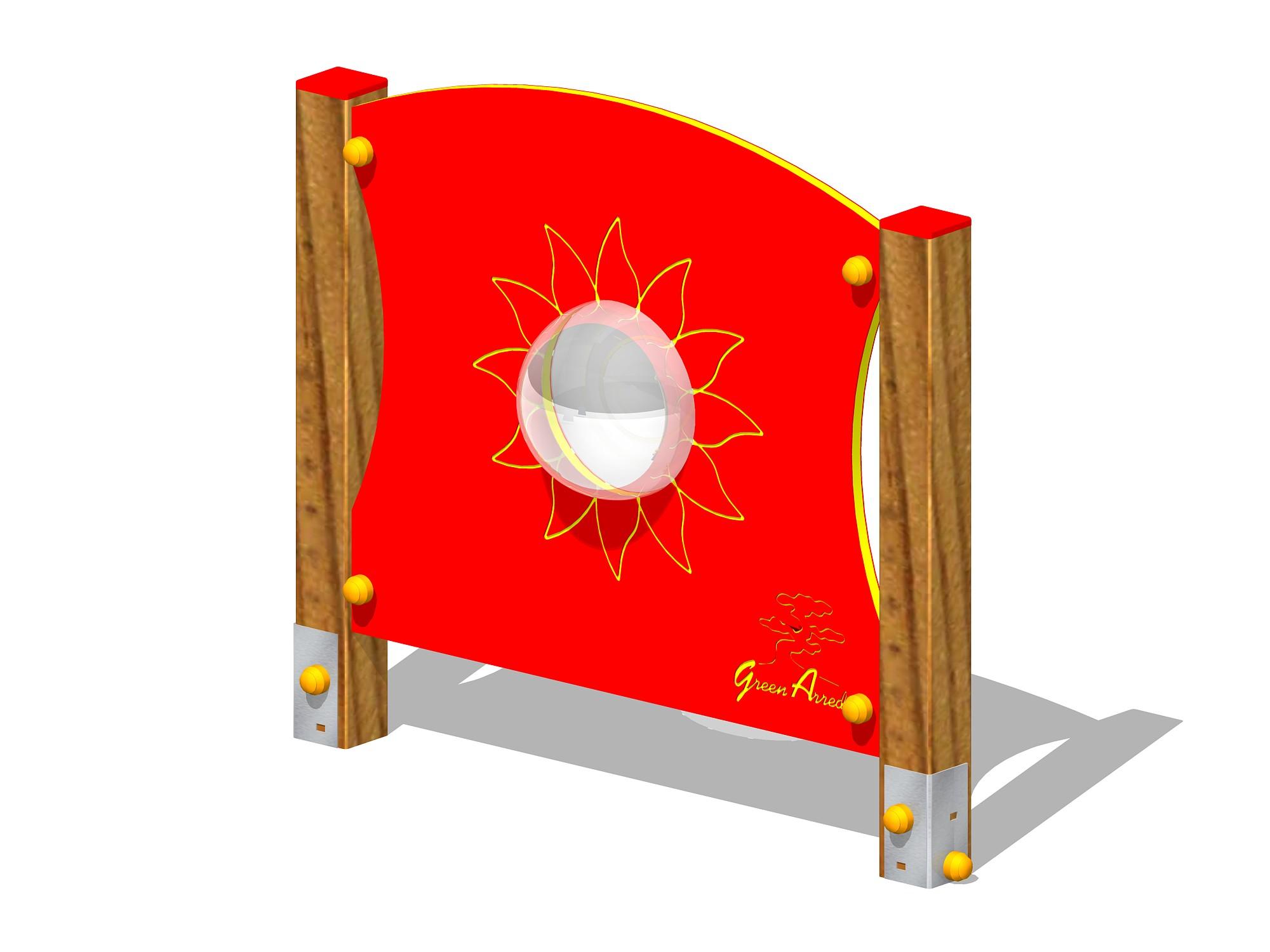Tunnel cilindrico for Green arreda