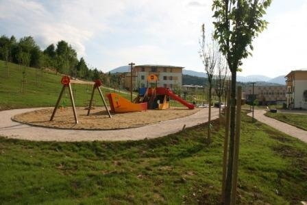 L aquila progetto case for Green arreda